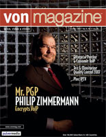 PRZ on VON cover